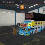 Canter New Akeloy Terpal Kotak Livery