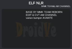 Credit MOD BussID ELF NLR 55 BLX Bumper Avante