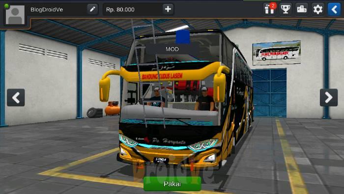 MOD BussID Bus JB3+ Full Kejutan