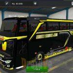 MOD BussID Bus JB3+ UHD Facelift Angga Saputro