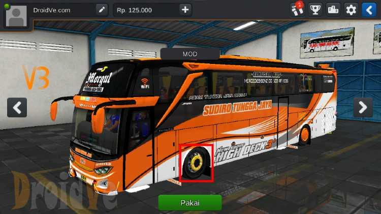 MOD BussID MOD BussID Buss JB3O500RS Angga Saputro V3