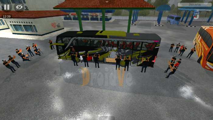 MOD BussID Bus JB3+ DeeShadow by Ade Iskandar